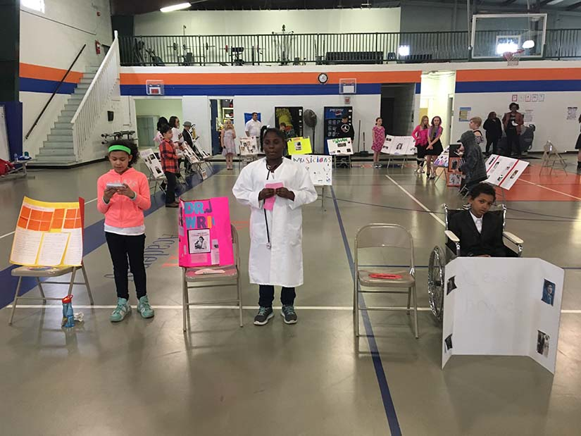 Tipton Academy New Haven | Wax Museum